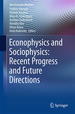Abergel, Frédéric - Econophysics and Sociophysics: Recent Progress and Future Directions, ebook