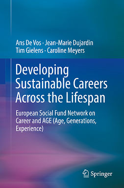 Dujardin, Jean-Marie - Developing Sustainable Careers Across the Lifespan, ebook