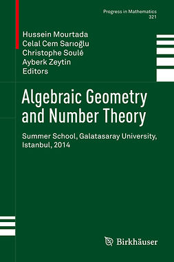 Mourtada, Hussein - Algebraic Geometry and Number Theory, e-bok