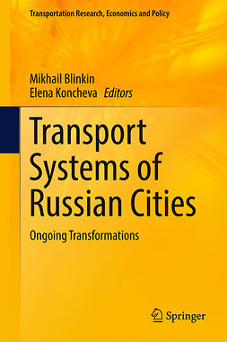 Blinkin, Mikhail - Transport Systems of Russian Cities, ebook