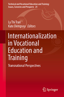 Dempsey, Kate - Internationalization in Vocational Education and Training, ebook