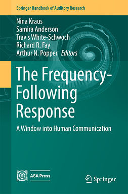 Anderson, Samira - The Frequency-Following Response, ebook