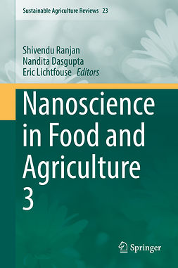 Dasgupta, Nandita - Nanoscience in Food and Agriculture 3, e-bok