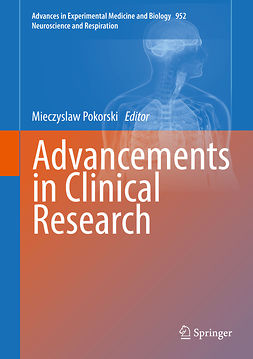Pokorski, Mieczyslaw - Advancements in Clinical Research, e-bok