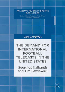 Nalbantis, Georgios - The Demand for International Football Telecasts in the United States, ebook