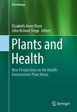 Olson, Elizabeth Anne - Plants and Health, ebook