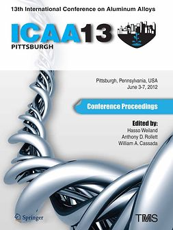 Cassada, William A. - ICAA13 Pittsburgh, e-bok