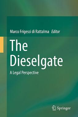 Rattalma, Marco Frigessi di - The Dieselgate, ebook