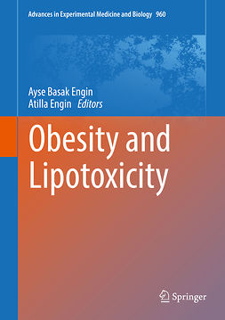 Engin, Atilla - Obesity and Lipotoxicity, e-kirja
