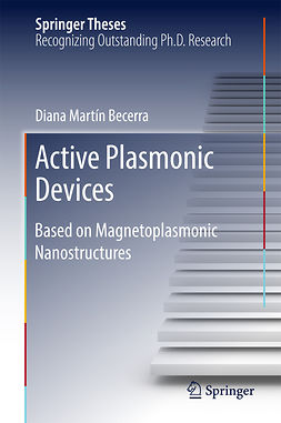 Becerra, Diana Martín - Active Plasmonic Devices, ebook