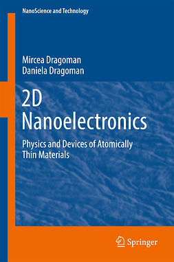 Dragoman, Daniela - 2D Nanoelectronics, ebook