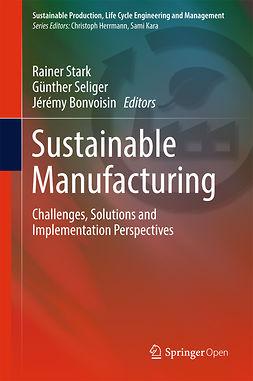 Bonvoisin, Jérémy - Sustainable Manufacturing, ebook
