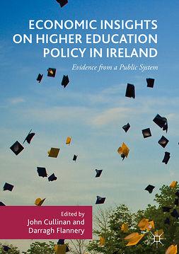 Cullinan, John - Economic Insights on Higher Education Policy in Ireland, ebook