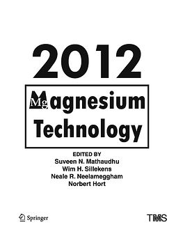 Hort, Norbert - Magnesium Technology 2012, ebook
