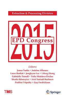 Allanore, Antoine - EPD Congress 2015, ebook