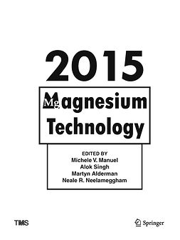 Alderman, Martyn - Magnesium Technology 2015, e-bok