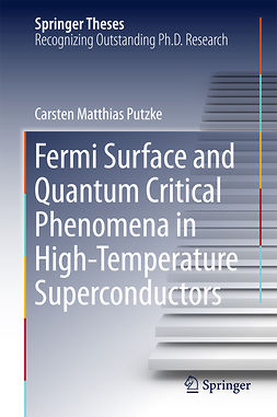 Putzke, Carsten Matthias - Fermi Surface and Quantum Critical Phenomena of High-Temperature Superconductors, ebook