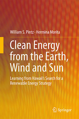 Morita, Hermina - Clean Energy from the Earth, Wind and Sun, ebook