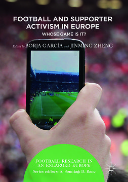 García, Borja - Football and Supporter Activism in Europe, ebook