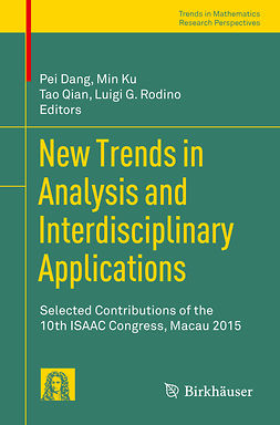 Dang, Pei - New Trends in Analysis and Interdisciplinary Applications, e-kirja