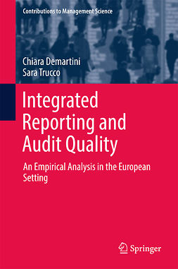 Demartini, Chiara - Integrated Reporting and Audit Quality, ebook