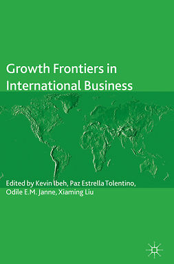 Ibeh, Kevin - Growth Frontiers in International Business, ebook
