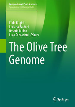 Baldoni, Luciana - The Olive Tree Genome, ebook