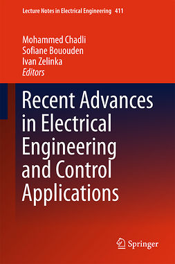 Bououden, Sofiane - Recent Advances in Electrical Engineering and Control Applications, ebook