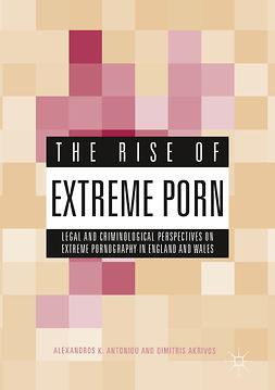Akrivos, Dimitris - The Rise of Extreme Porn, ebook