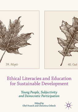 Franck, Olof - Ethical Literacies and Education for Sustainable Development, ebook