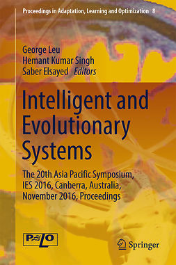 Elsayed, Saber - Intelligent and Evolutionary Systems, ebook