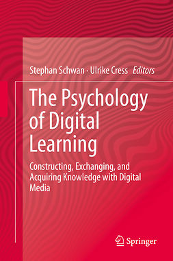 Cress, Ulrike - The Psychology of Digital Learning, ebook