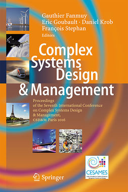 Fanmuy, Gauthier - Complex Systems Design & Management, ebook