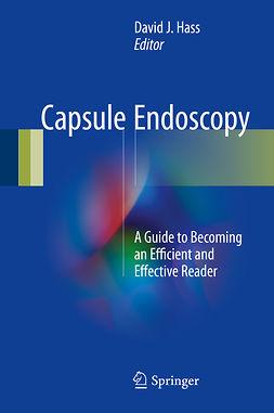 Hass, David J. - Capsule Endoscopy, ebook