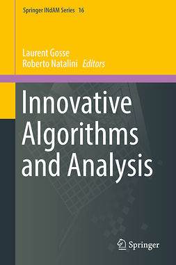 Gosse, Laurent - Innovative Algorithms and Analysis, ebook