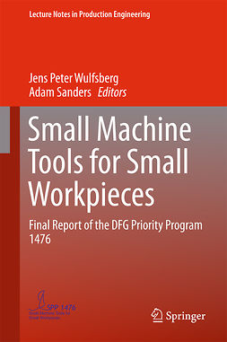 Sanders, Adam - Small Machine Tools for Small Workpieces, ebook