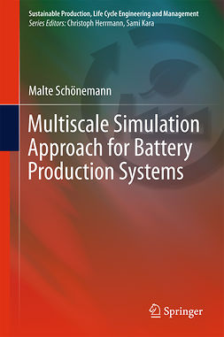 Schönemann, Malte - Multiscale Simulation Approach for Battery Production Systems, ebook