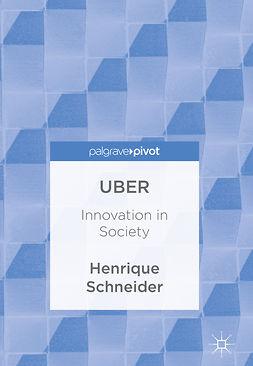 Schneider, Henrique - Uber, ebook