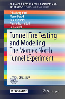 Borghetti, Fabio - Tunnel Fire Testing and Modeling, ebook