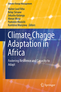 Belay, Simane - Climate Change Adaptation in Africa, e-bok