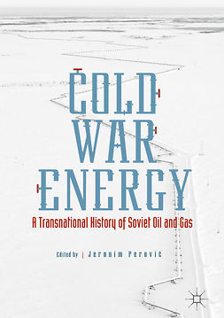 Perović, Jeronim - Cold War Energy, ebook