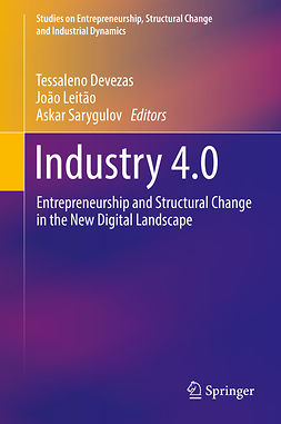 Devezas, Tessaleno - Industry 4.0, ebook