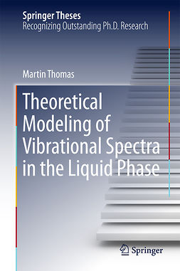 Thomas, Martin - Theoretical Modeling of Vibrational Spectra in the Liquid Phase, ebook