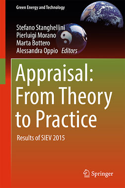 Bottero, Marta - Appraisal: From Theory to Practice, ebook