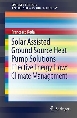 Reda, Francesco - Solar Assisted Ground Source Heat Pump Solutions, ebook