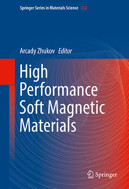Zhukov, Arcady - High Performance Soft Magnetic Materials, e-bok