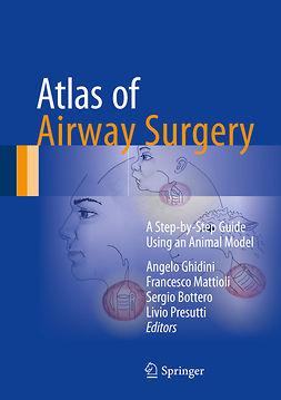 Bottero, Sergio - Atlas of Airway Surgery, ebook