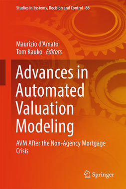 Kauko, Tom - Advances in Automated Valuation Modeling, ebook