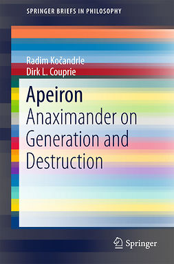 Couprie, Dirk L. - Apeiron, ebook