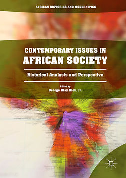 Jr., George Klay Kieh, - Contemporary Issues in African Society, ebook